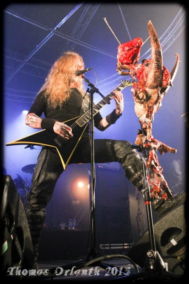 Belphegor au Hellfest 2013