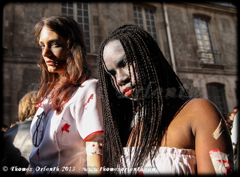 You are currently viewing Zombie Walk Paris 2013