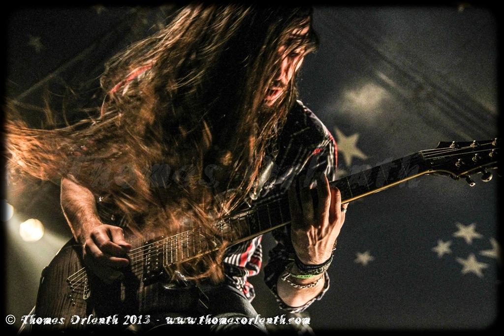 Defeat The Earth au festival Nevers à Vif – 1-11-2013