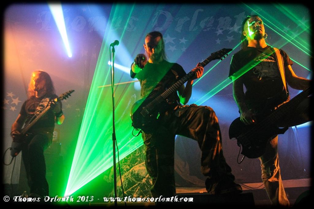 Psygnosis au festival Nevers à Vif – 1-11-2013