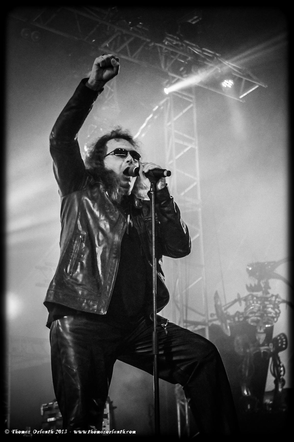 Misanthrope au Hellfest 2013
