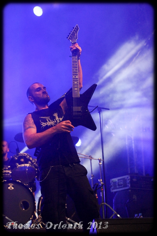 Dead Congregation au Hellfest 2013