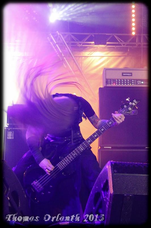 Hate au Hellfest 2013