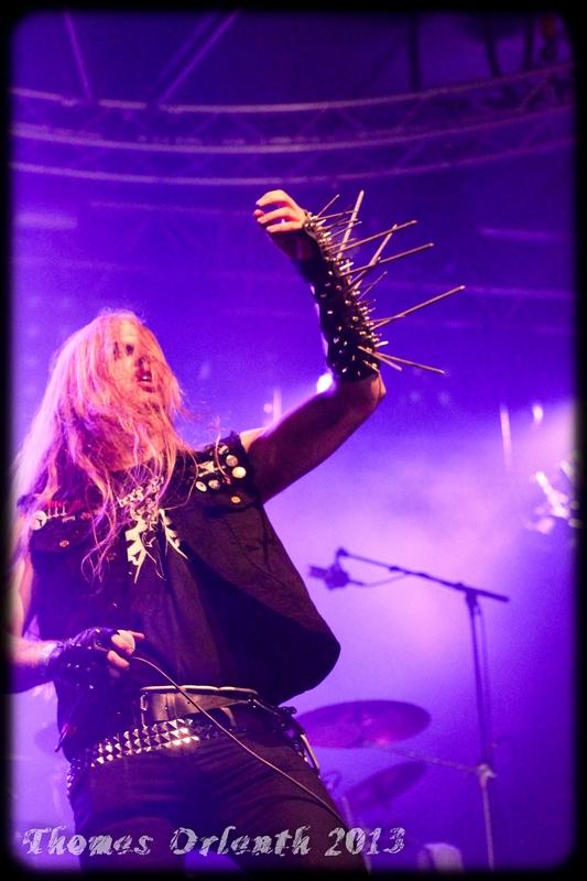 Koldbrann au Hellfest 2013