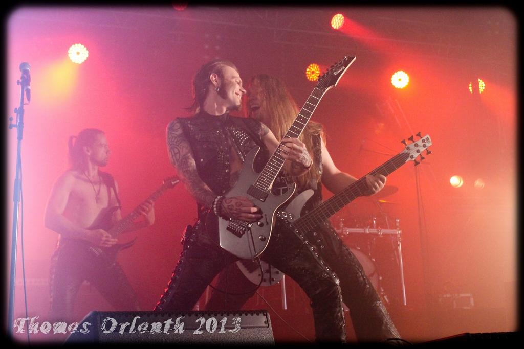 Tyr au Hellfest 2013