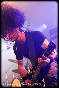 Rotting Christ au Hellfest 2013