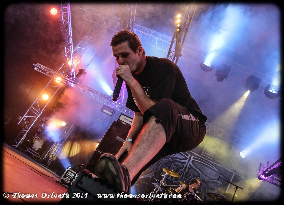 Kronos au Hellfest 2014