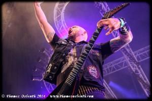 Loudblast au Hellfest 2014