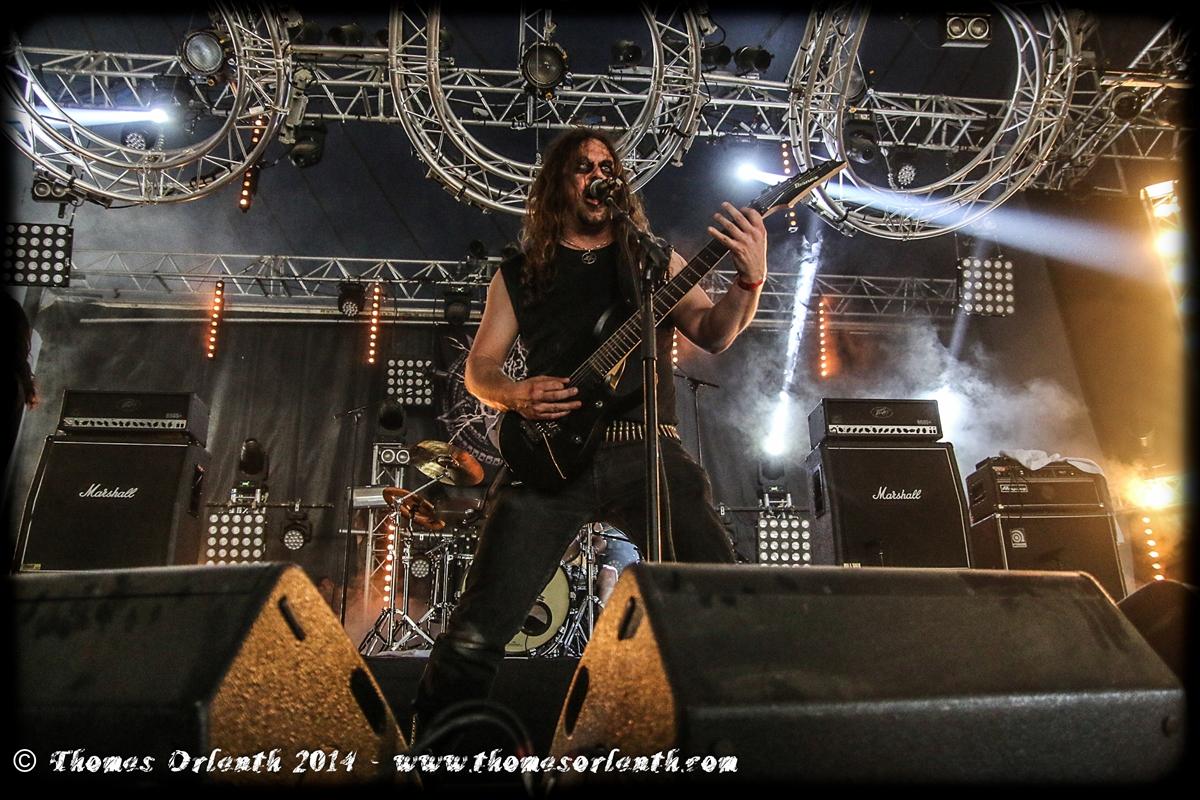 Temple of Baal au Hellfest 2014
