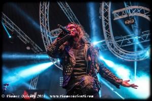 Turisas au Hellfest 2014