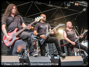 Read more about the article Loudblast au Motocultor 2014