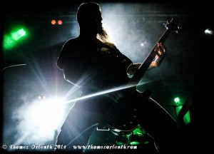 Malevolent Creation au Motocultor 2014