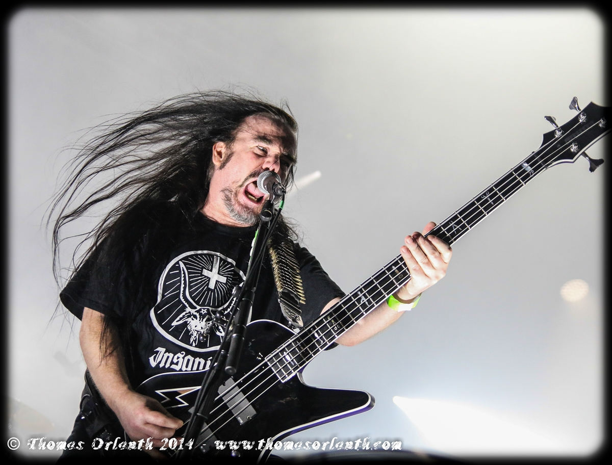 Carcass au Fall of Summer 2014