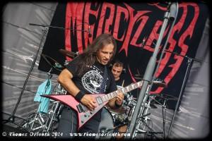 Mercyless au Fall of Summer 2014