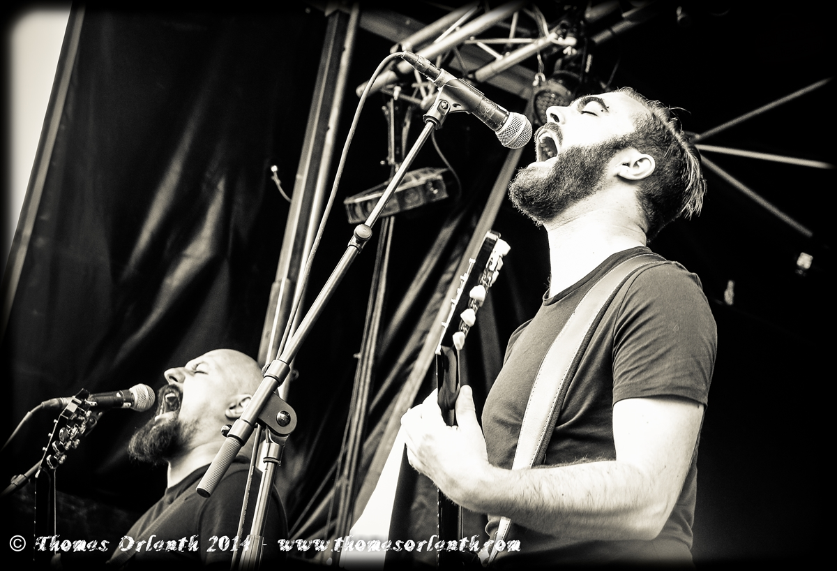 The Great Old Ones au Motocultor 2014