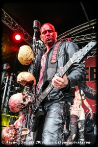 Debauchery au Fall of Summer 2014