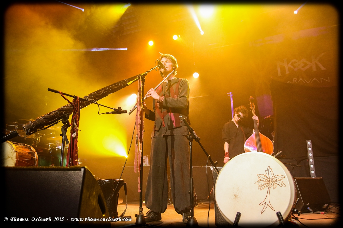 Nook Karavan au Festival Trolls & Légendes 2015