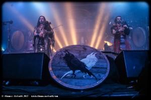 Corvus Corax au festival Trolls & Légendes 2015