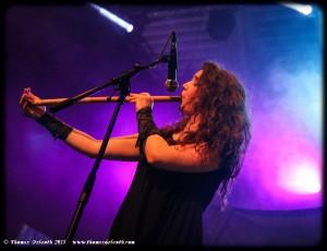 Cuélebre au festival Trolls & Légendes 2015