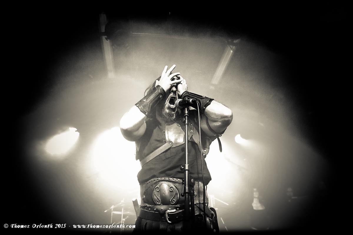 Sangdragon au Festival de Chair et d'Acier 2015
