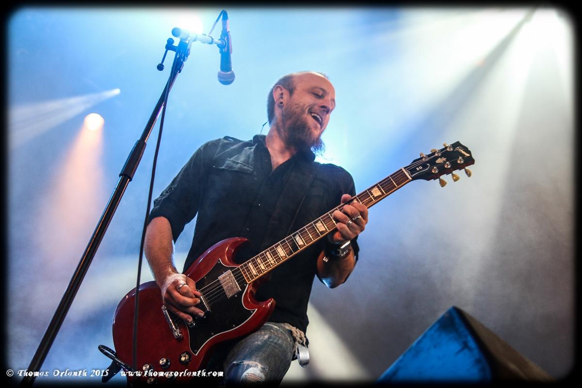 Glowsun au Hellfest 2015 (vendredi)