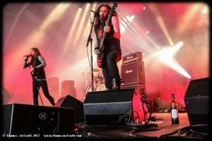 Vorkreist au Hellfest 2015 (vendredi)