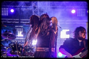 Arkona au Hellfest 2015 (vendredi)