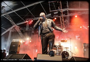 Enthroned au Hellfest 2015 (vendredi)