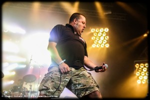 Peter and the Test Tube Babies au Hellfest 2015 (vendredi)