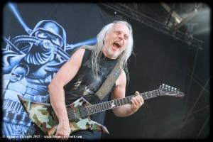 Sodom au Hellfest 2015 (vendredi)
