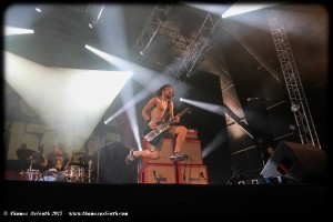 Truckfighters au Hellfest 2015 (vendredi)