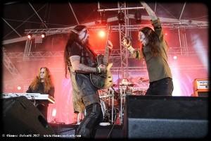 Finntroll au Hellfest 2015 (samedi)