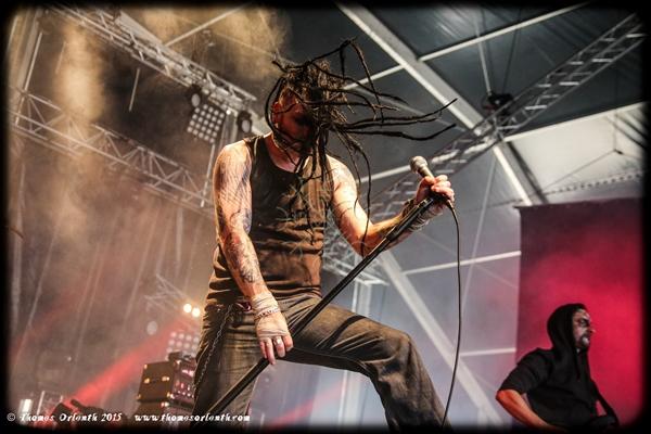 Mütilation au Hellfest 2015 (samedi)