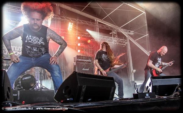 Prosititute Disfigurement au Hellfest 2015 (samedi)