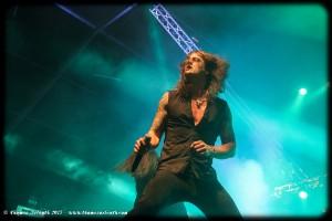 Satyricon au Hellfest 2015 (vendredi)