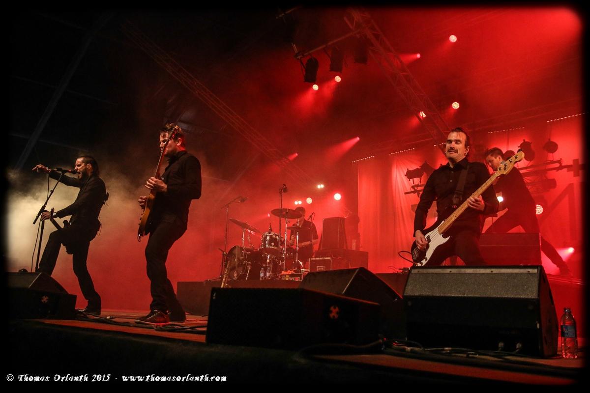 Shining (no) au Hellfest 2015 (vendredi)