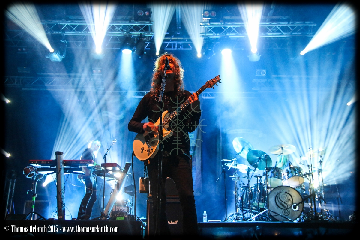 Opeth au Motocultor 2015 (dimanche)