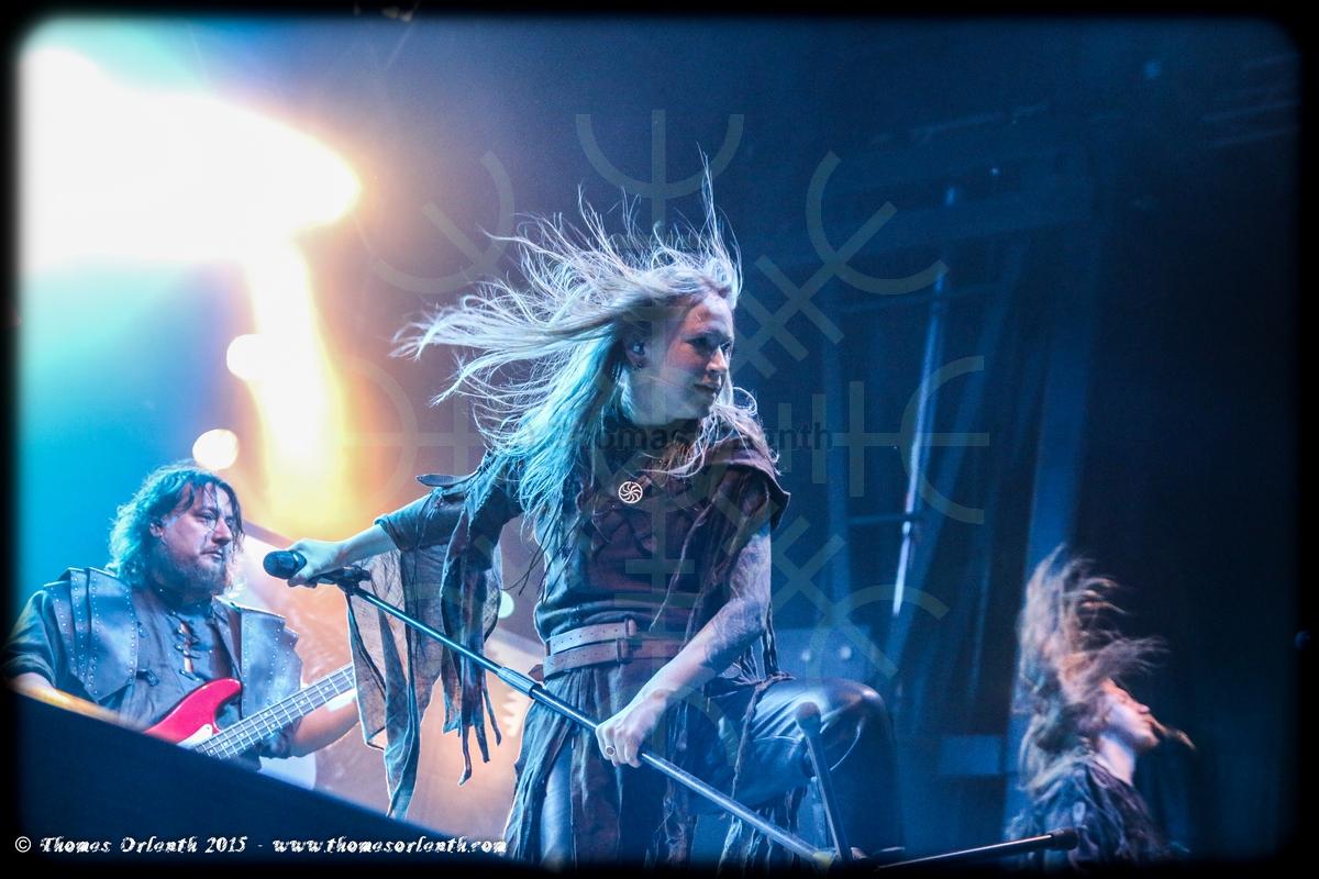 Arkona au Ragnard Rock Festival 2015 (vendredi)