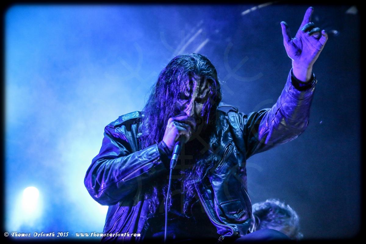 God Seed au Ragnard Rock Festival 2015 (vendredi)