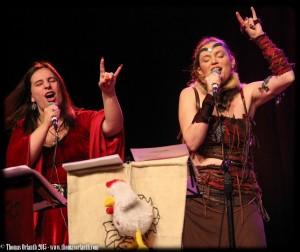 Le Naheulband au Festival du Jeu de Freyming-Merlebach – 23 octobre 2015