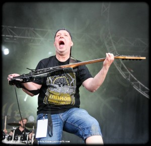 Read more about the article Artillery au Ragnard Rock Festival 2015 (samedi)