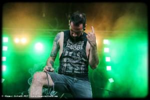 Beyond the Styx au Ragnard Rock Fest 2015 (samedi)