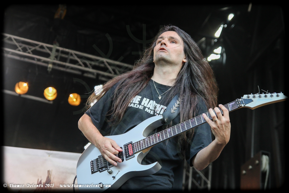 No Return au Ragnard Rock Festival 2015 (samedi)
