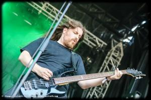Nydvind au Ragnard Rock Festival 2015 (samedi)