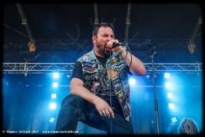 Obsession au Ragnard Rock Festival 2015 (samedi)