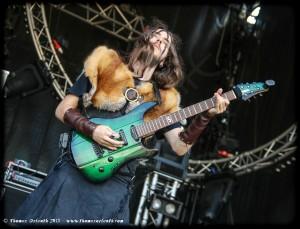 Cerevisia au Ragnard Rock Festival 2015 (dimanche)
