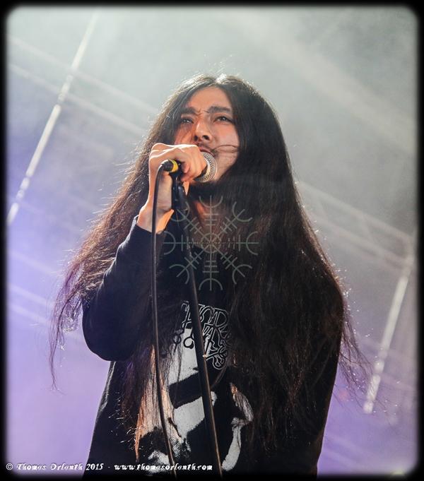 Coffins au Hellfest 2015 (samedi)