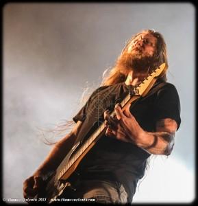 Obituary au Hellfest 2015