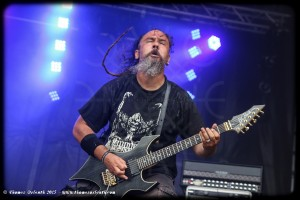 Skox au Ragnard Rock Festival 2015 (samedi)