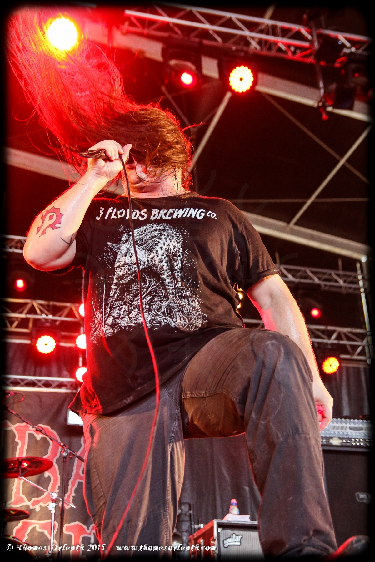 Read more about the article Cannibal Corpse au Hellfest 2015